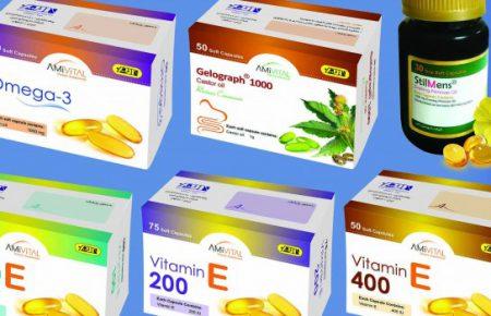 ورود داروهای سافت ژل داروسازی امین به بازار دارو