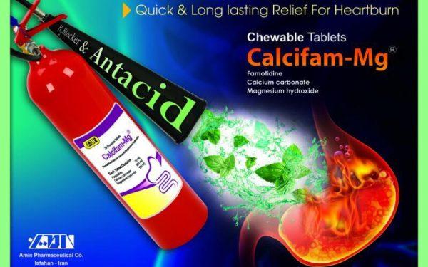 Famotidine+Calcium carbonate+Magnesium hydroxide