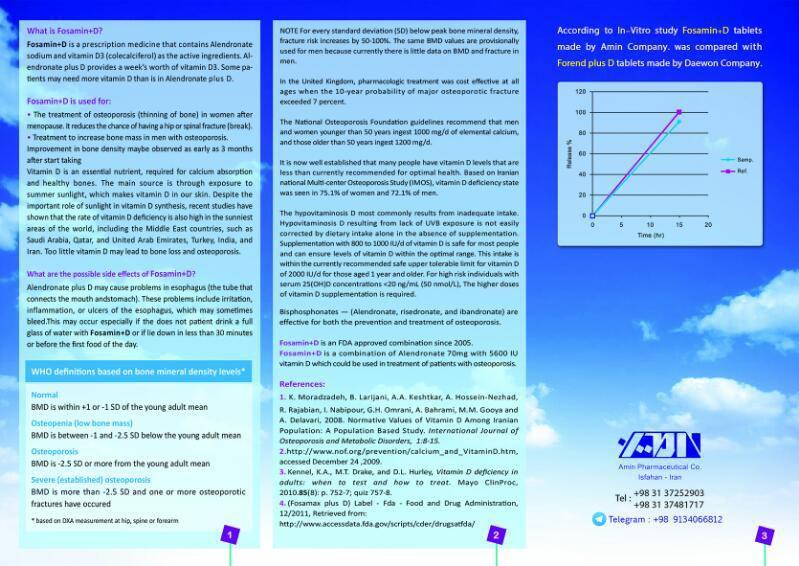 Alendronic Acid/Colecalciferol