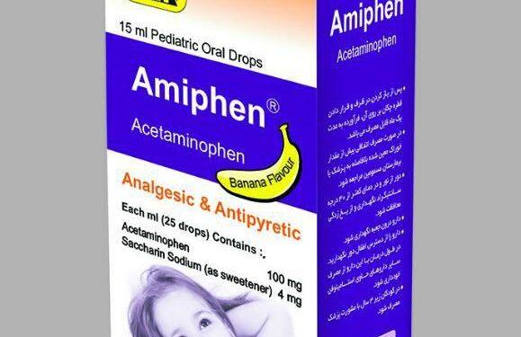 Acetaminophen-15ml Oral Drops