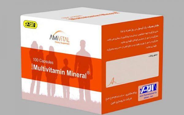 Multivitamin+Mineral