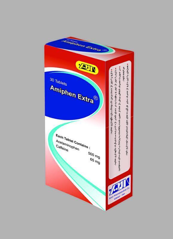 Acetaminophen / Caffeine