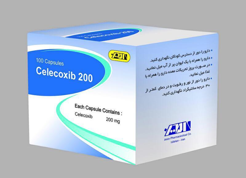 Celecoxib-200mg Capsule