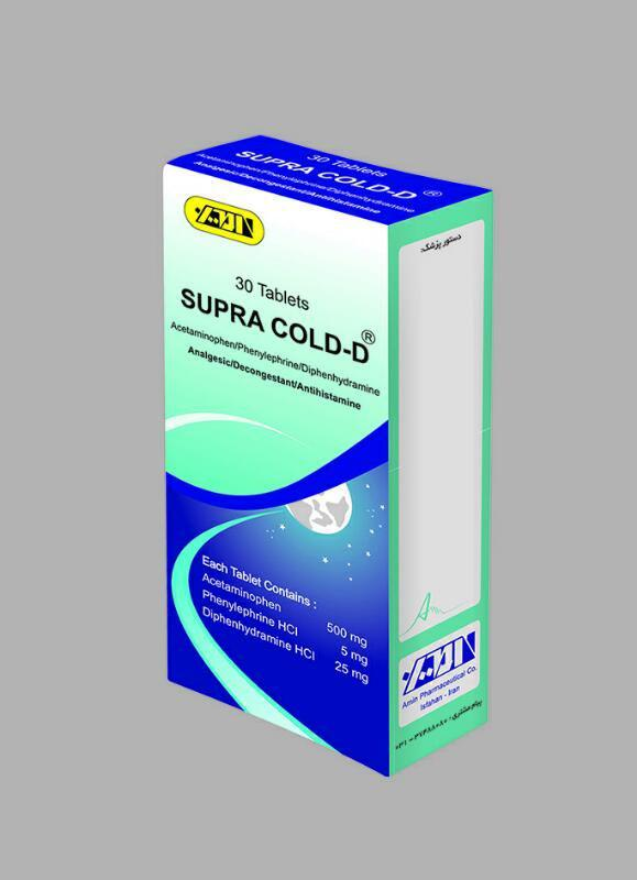 Acetaminophen/Phenylephrine/Diphenhydramine