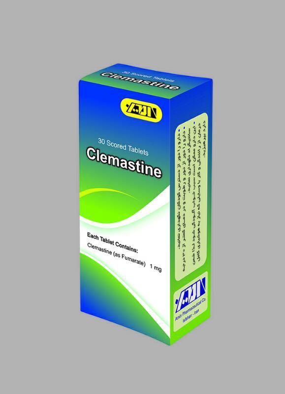 Clemastine
