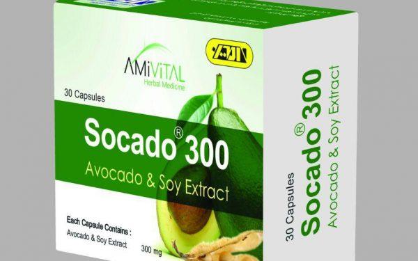 Soya+Avocado