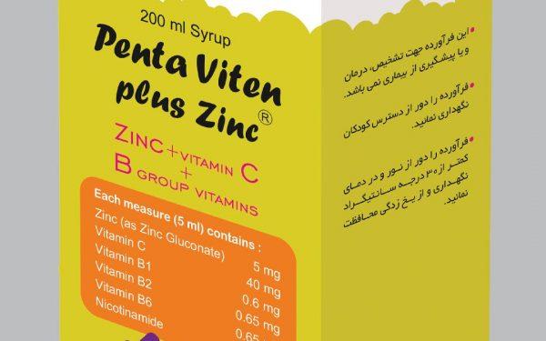 B.Complex+Zinc+Vit C