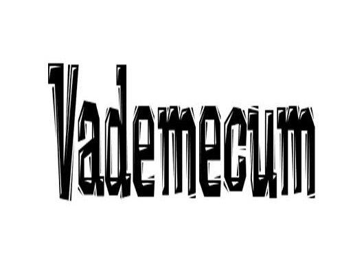 کتاب راهنما / Vademecum