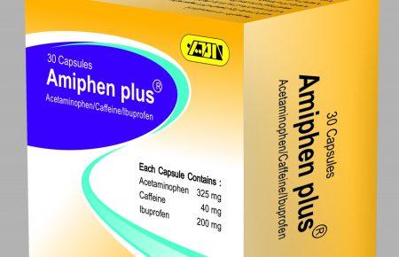 Acetaminophen/Ibuprofen/Caffeine