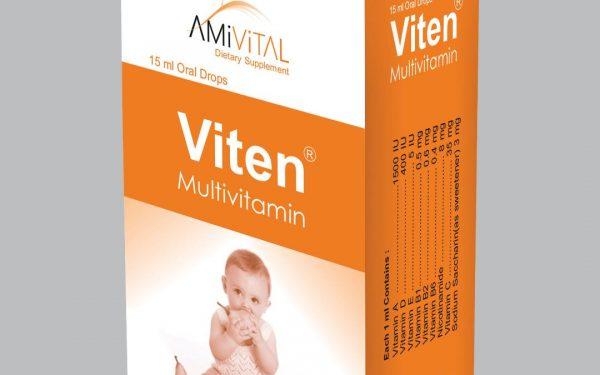 Multivitamin-15ml Oral Drops