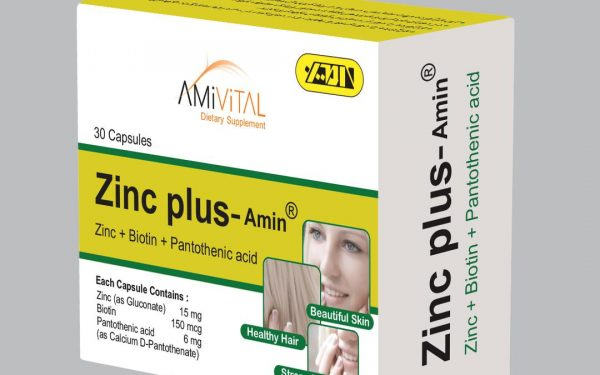 Zinc+B5+Biotin