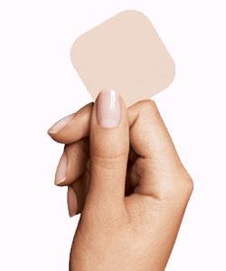 پچ پوستی (Transdermal patch)