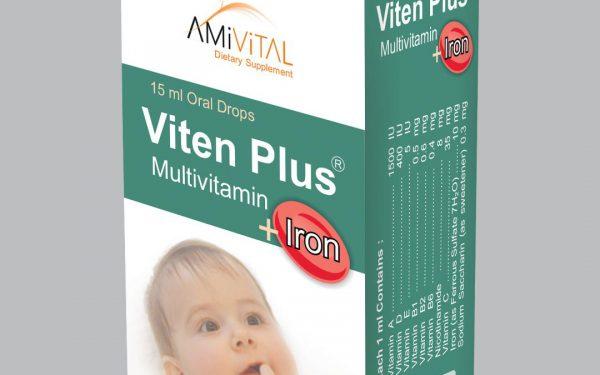 Multivitamin+Fe